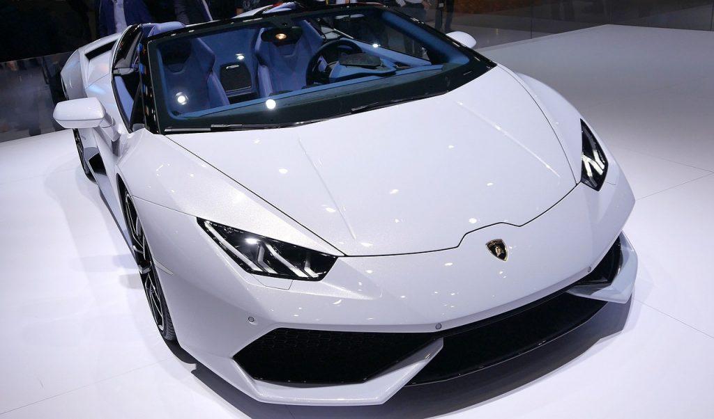 luxury vehicle towing